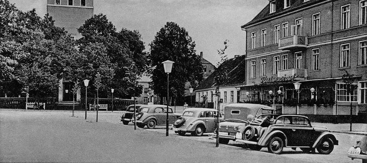 hotel giżycko historia