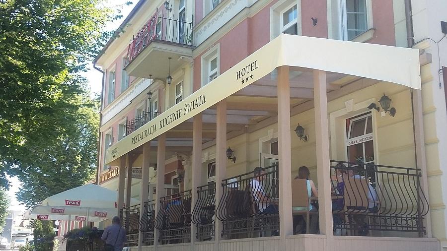 hotel helena giżycko